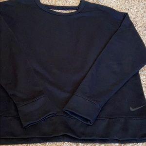 Nike Sweatshirt With Open Back!!